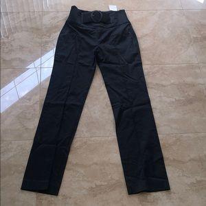NWT Bebe high waisted dress pants